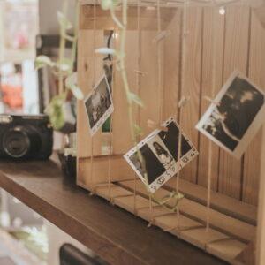zdjęcia z aparatu Instax