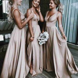 świadkowe w tej samej sukience