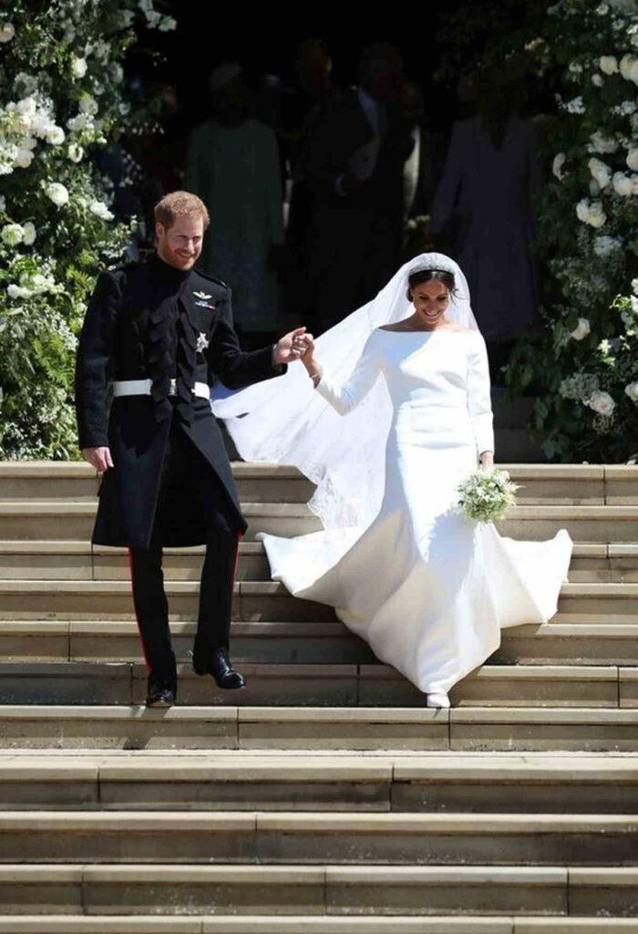 Książe Harry i Meghan Markle