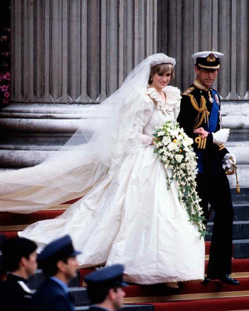 Książe Karol i Diana Spencer