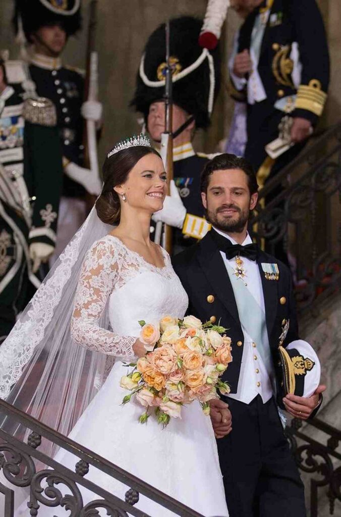 Książe Carl Philip i Sofia Hellqvist