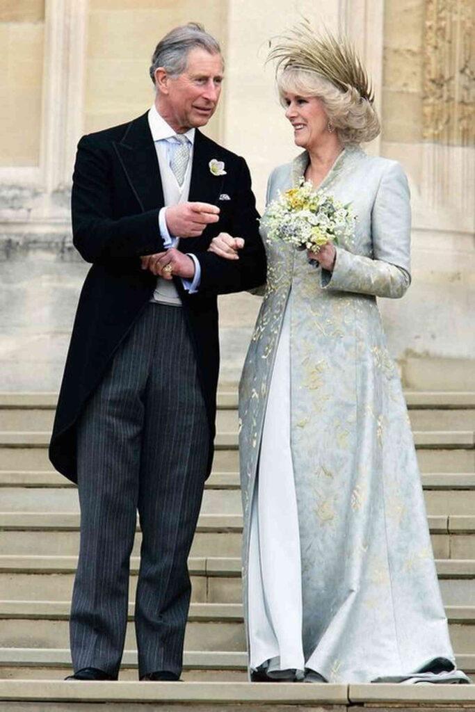 Książe Karol i Camilla Parker Bowles