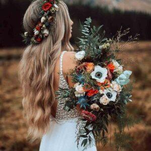 jesienna panna młoda