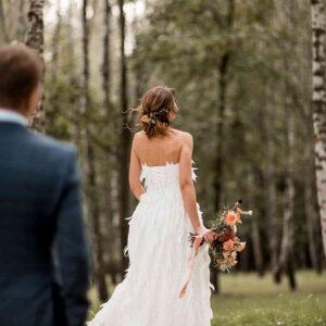 sesja ślubna w Dworzyszcze Wola